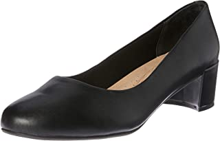 Hush Puppies Women's Fabiana Court Shoes Black