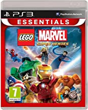 Lego Marvel Superheroes Essentials (PS3)