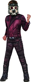 Rubie's Marvel - Guardians of The Galaxy 2 - Star-Lord Deluxe Child Costume, Size L