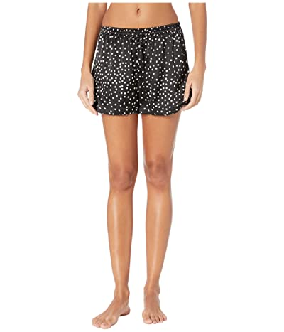Stella McCartney Melanie Winking Shorts (Black/Cream) Women