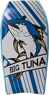 Body Glove 15592 Big Tuna Body Board, White/Navy, 45
