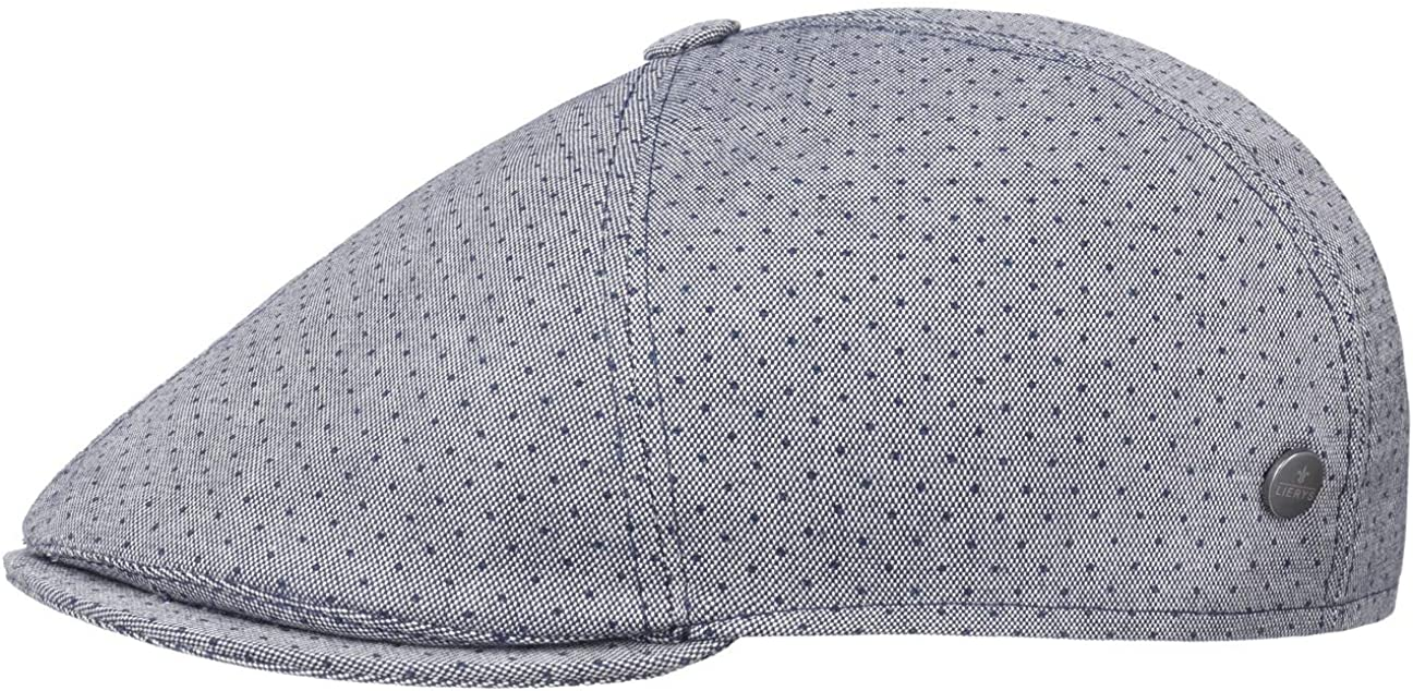 Lierys Dots Flat Cap Chicago Mall Men Made in Rapid rise Italy -