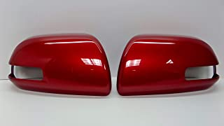 Toyota Tacoma 2012-2015 Barcelona Red Mirror Covers Set Kit Genuine OE OEM