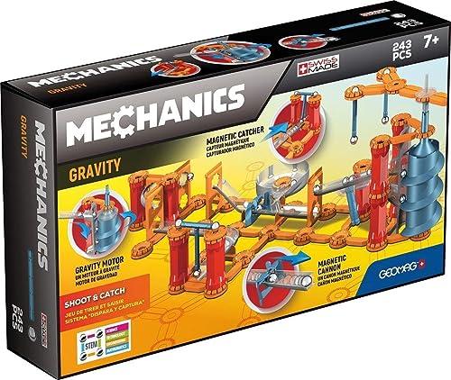 Geomag 00774 Gravity Konstruktionsspielzeug, Mehrfarbig