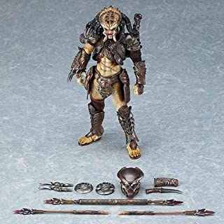 Action Figure Aliens Vs Predator Series Alien Covenant Elder Predator Serpent Hunter Action Figure Toy Hand-made Model 16C...