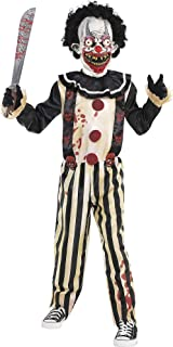 Slasher Clown Child Costume