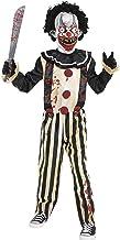 Amscan Slasher Clown Child Costume