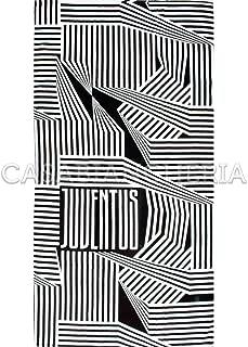Drap de Plage Piscine Officiel FC Juventus 100/% Coton Original Nouveau mod/èle 70 x 140 cm Juventus Fino Alla Fine