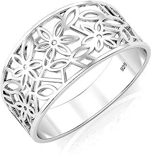 victorian filigree ring