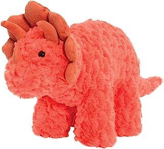 Manhattan Toy Little Jurassic Chomp 0 months to 999 months Rory 糖果橙