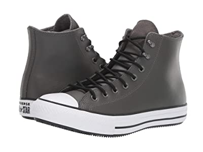 Converse Chuck Taylor All Star Winter First Steps Hi (Carbon Grey/Black/White) Shoes