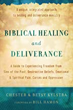 healing and deliverance books