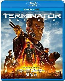 【Amazon.co.jp限定】ターミネーター:新起動/ジェニシス ブルーレイ+DVDセット(2枚組)(キャラクターカードセット付) [Blu-ray]