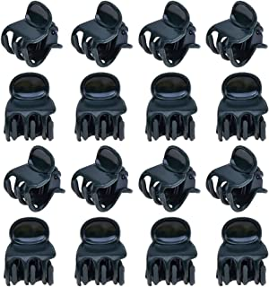 Outus 100 Pack Orchid Clips Plant Orchid Support Clips Dark Green