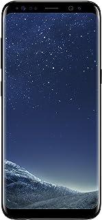 Samsung Galaxy S8 Single Sim - 64GB, 4G LTE, Midnight Black