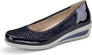 ARA Women's Leather Slipper US 9.5/ UK 7/ EU 41 Blue