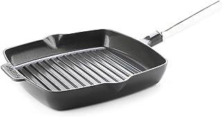 GreenPan SimmerLite 10'' Grill Pan, 11', Slate