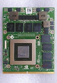 NVIDIA GeForce GTX 680M 2GBビデオカードn13e-gtx-a2for Dell Alienware MSI Clevo 20htk