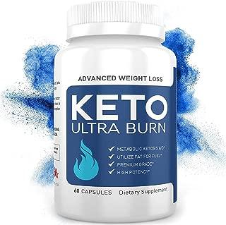 hotSKU Ultra Burn Keto Pills - Supplement for Men and Women 60c