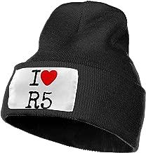 I Love R5 Men Women Slouchy Beanie Winter Hat Knit Warm Snow Ski Cap