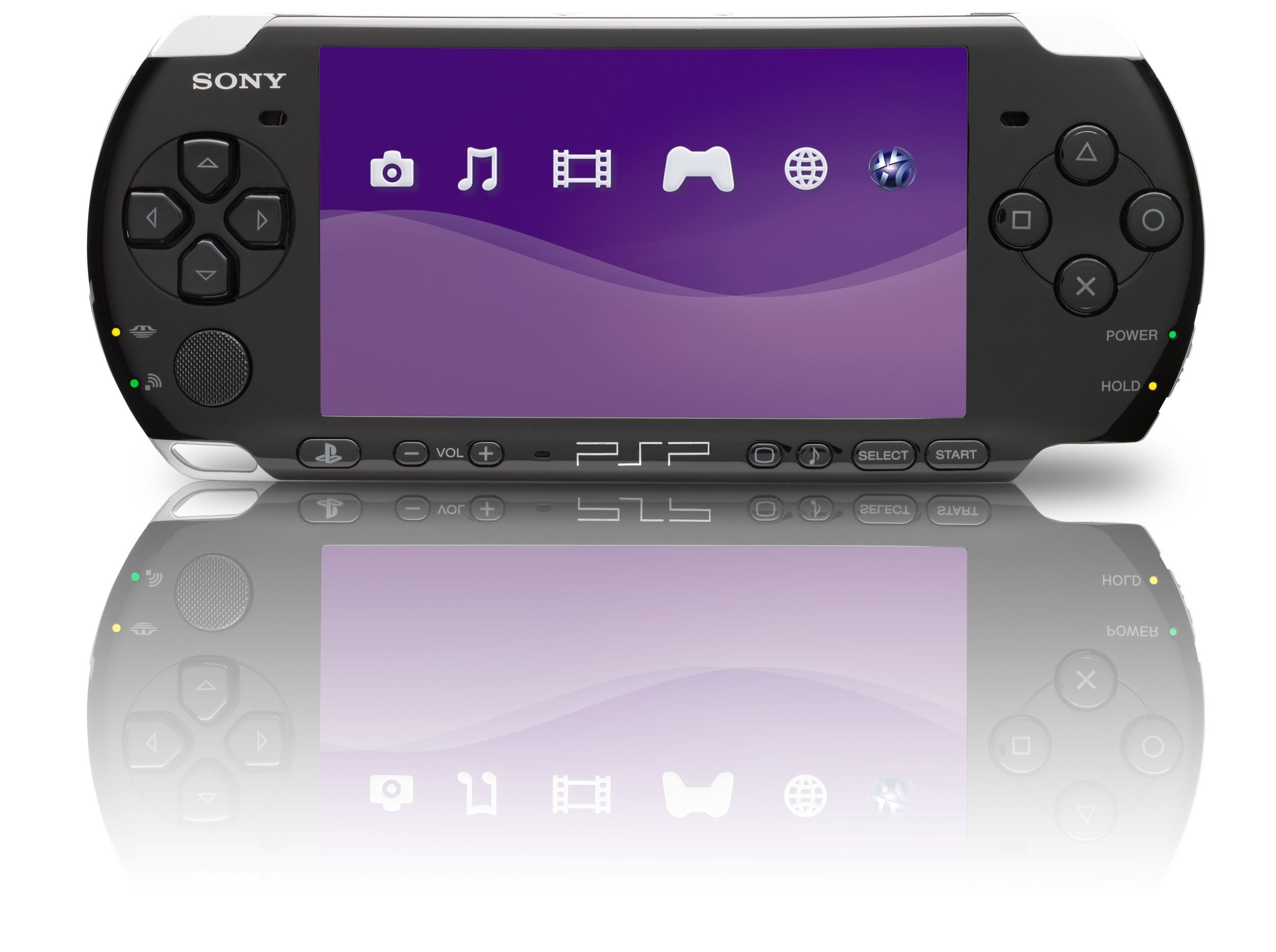 PlayStation Portable 3000 Core Pack System - Piano Black