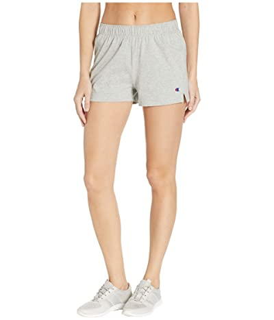 Champion LIFE Practice Shorts (Oxford Gray) Women