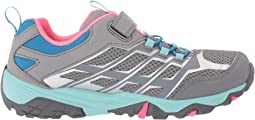 Grey/Turquoise/Pink