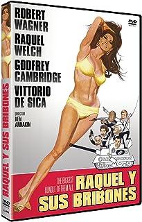 Raquel y sus Bribones [DVD]
