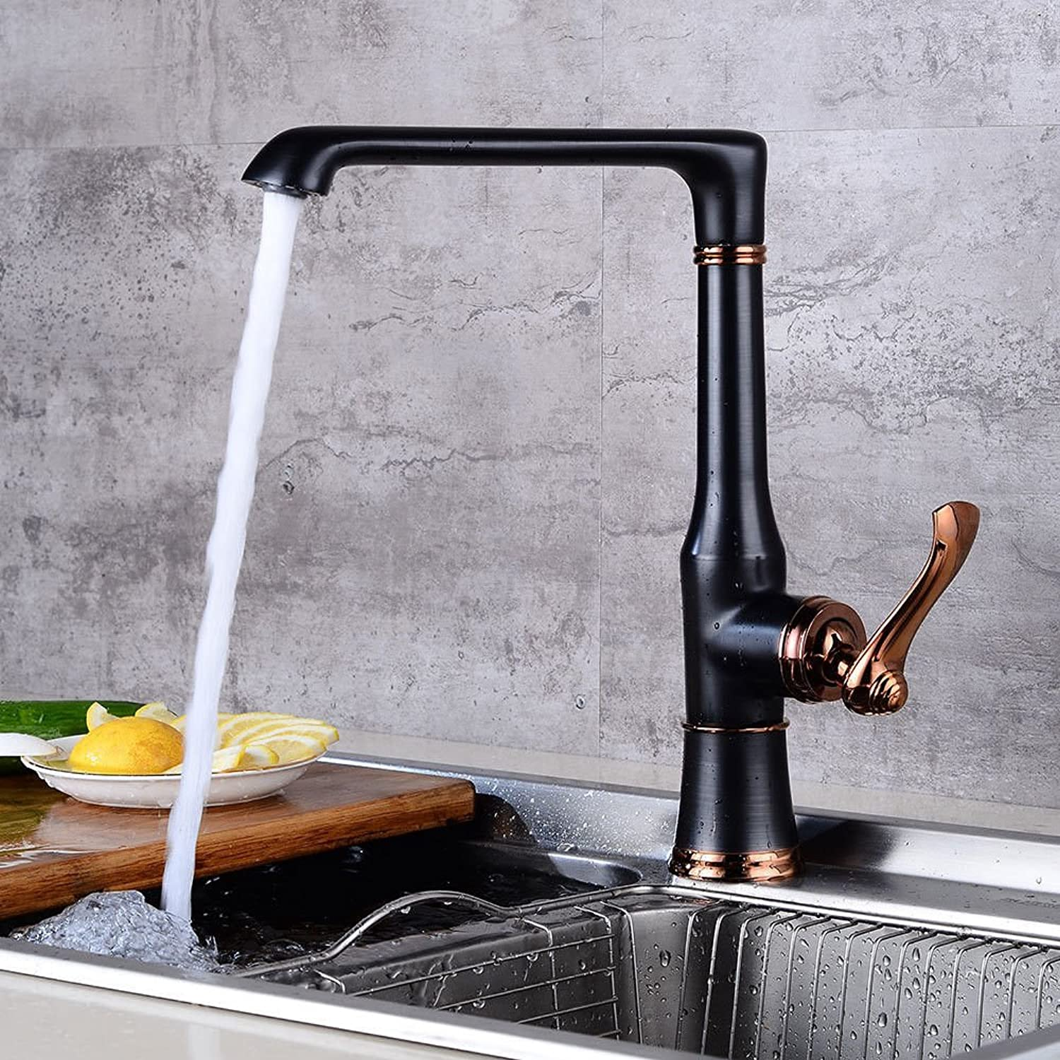 ETERNAL QUALITY Bathroom Sink Basin Tap Brass Mixer Tap Washroom Mixer Faucet Antique kitchen faucet to wash dishes pool water faucet turn cold and hot water mixing valve
