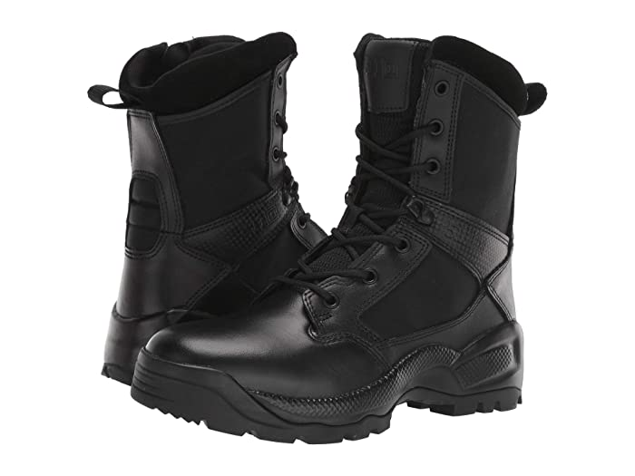 5.11 Tactical  8 ATAC 2.0 Side Zip (Black) Womens Boots