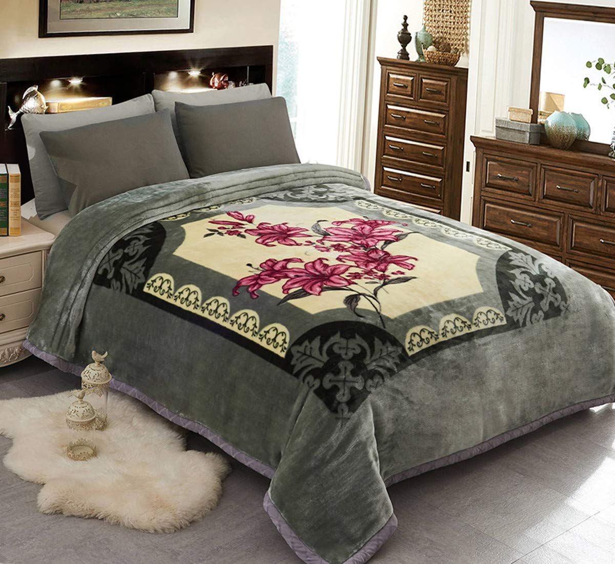 JML Fleece Blanket Pounds Korean