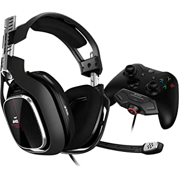 ASTRO Gaming A40 TR Wired Headset + MixAmp M80 with Astro Audio V2 for Xbox Series X   S, Xbox One