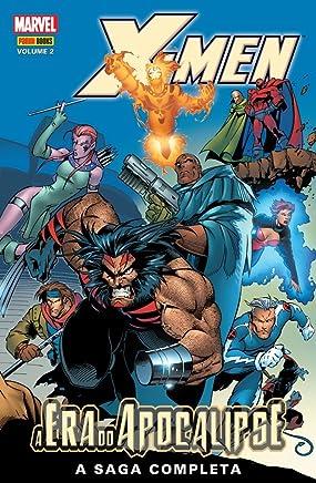X-Men - A Era do Apocalipse - Volume 2