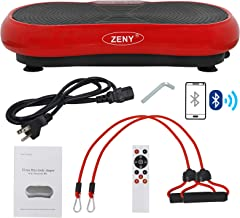 ZENY Fitness Vibration Plate Machine Vibrating Massager Whole Full Body Shaker Exercise..