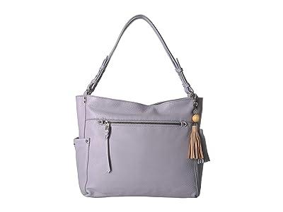 The Sak La Mesa 4 Poster Tote (Lavender) Tote Handbags
