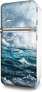 comprar comparacion Lámina autoadhesiva para el frigorífico, varios tamaños, lámina adhesiva para el frigorífico, decoración para la cocina, l...