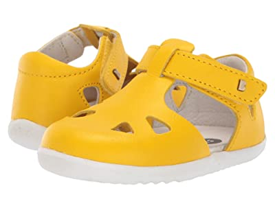 Bobux Kids Step Up Zap (Infant/Toddler) (Yellow) Kids Shoes
