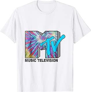 Tie Dye MTV Classic Logo T- Shirts