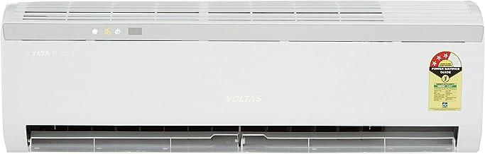 Voltas 1.5 Ton 3 Star Split AC (Copper 183 CZA White)