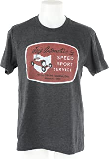 JEGS Apparel and Collectibles 18054 Mens Vintage Red Shop Sign T-Shirt XX-Large