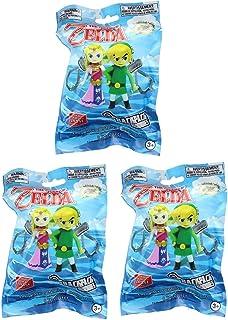 The Legend of Zelda Series 2 Blind Bag Backpack Buddies - Lot of 3