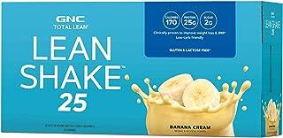 GNC Total Lean Lean Shake 25 - Banana Cream