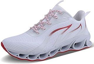 [メイゼロ] スニーカー メンズ ランニングシューズ ウォーキングシューズ 運動靴 スポーツ クッション性 トレーニングシューズ 通気 軽量 通学通勤 日常着用 24.5cm~29.0cm