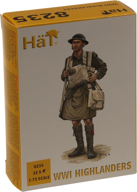 HaT 8235 WW1 Highlanders 1 72
