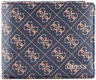 Luxury Fashion | Guess Mens SM2636LEA38BROWN Brown Wallet | Fall Winter 19
