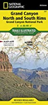 Grand Canyon, North and South Rims [Grand Canyon National Park] (National Geographic Trails Illustrated Map) PDF