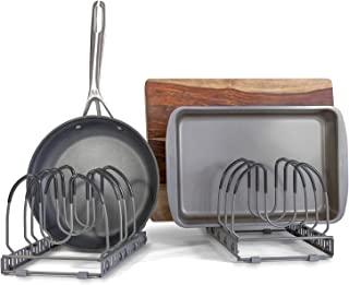kitchen saucepan rack