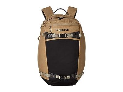 Burton Dayhiker Pro 28L (Kelp Coated Ripstop) Day Pack Bags