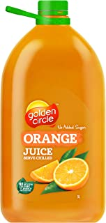 Golden Circle Orange Juice, 3L