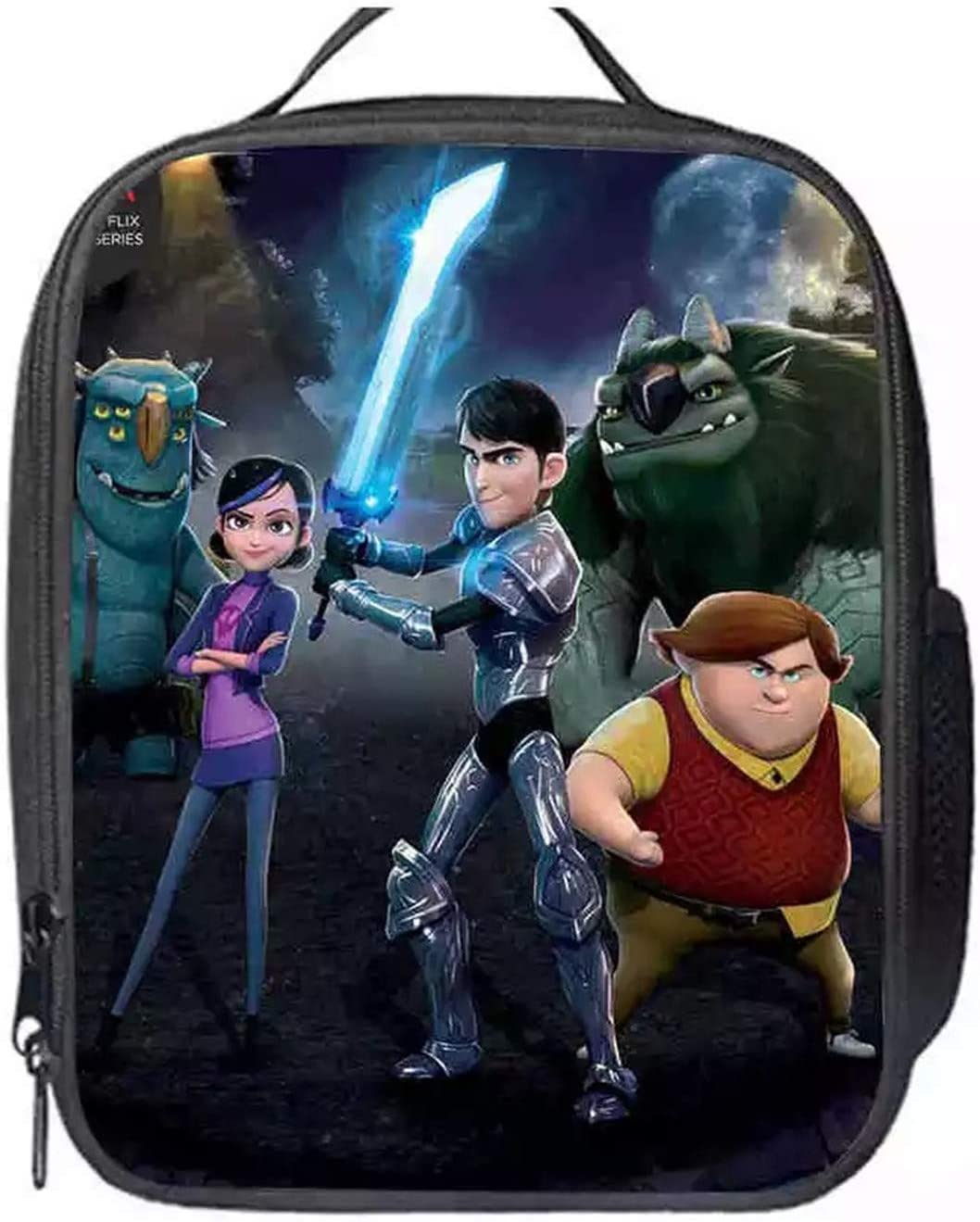 Sales of SALE items from new works XCO-LEE Kids Child Los Angeles Mall Trollhunters Lunch Wa Boxes-Graphic Insulated